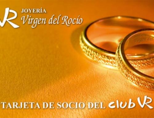 Tarjeta de Socio Club VR
